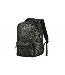 """Рюкзак для ноутбука Wenger Colleague 16"""", (Black Fern Print)"""
