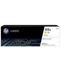Картридж HP 415X CLJ Pro M414/454/479 Yellow