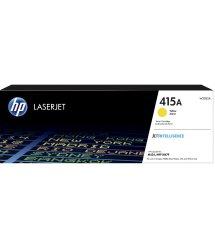 Картридж HP 415A CLJ Pro M414/454/479 Yellow