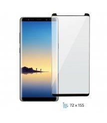 Защитное стекло 2E Samsung Note 8 3D Вlack border FG