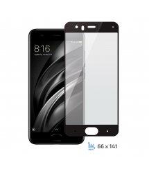 Защитное стекло 2E Xiaomi Mi 6 2.5DBlack border EG
