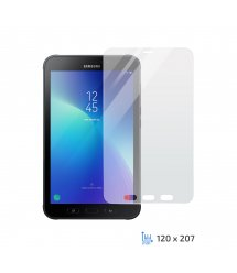 Захисне скло 2Е Samsung Galaxy Tab Active 2 8.0 (SM-T395) 2.5D clear