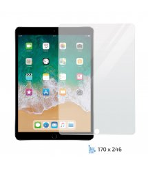 "Захисне скло 2Е Apple iPad Pro 10.5"" (2017) / iPad AIR 2019 2.5D clear"