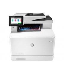 Багатофункцiональний пристрiй HP Color LJ Pro M479dw c Wi-Fi