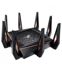 Маршрутизатор ASUS GT-AX11000 AX11000, 4xGE LAN, 1xGE WAN, 2xUSB3.1, MU-MIMO, Beamforming