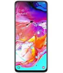 Смартфон Samsung Galaxy A70 (A705F) 6/128GB DUAL SIM WHITE