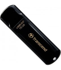 Накопичувач Transcend 16GB USB 3.1 JetFlash 700 Black