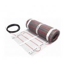 Мат нагрівальний DEVIcomfort 100T, 2х жильний, 1.0кв.м, 100W, 0.5x2м, 230V