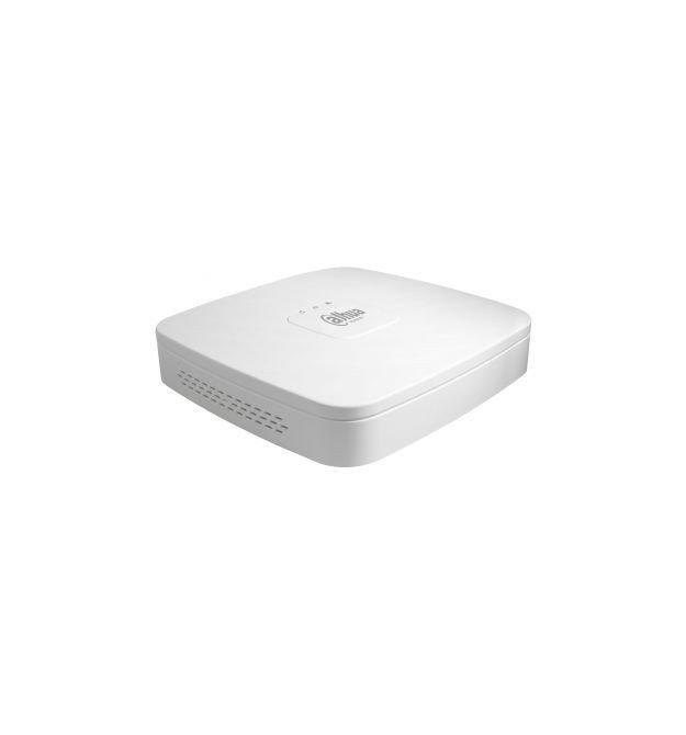 16-канальный Smart 1U 4K сетевой видеорегистратор DH-NVR4116-4KS2