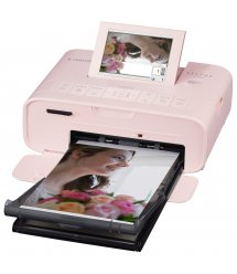 Фотопрінтер Canon SELPHY CP-1300 Pink