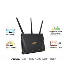Маршрутизатор ASUS RT-AC2400 AC2400, 4xGE LAN, 1xGE WAN, 1xUSB3.1, MU-MIMO, Beamforming