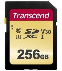Картка пам'яті Transcend 256GB SDXC C10 UHS-I R95/W60MB/s