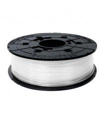 Картридж з ниткою 1.75мм/0.6кг PLA XYZprinting Filament для da Vinci Color, білий, що фарбується