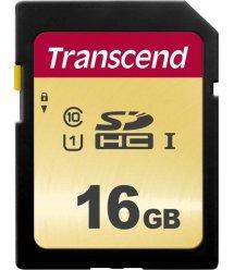 Картка пам'яті Transcend 16GB SDHC C10 UHS-I R95/W60MB/s
