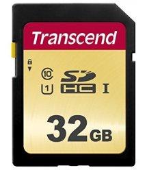 Картка пам'яті Transcend 32GB SDHC C10 UHS-I R95/W60MB/s