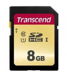 Картка пам'яті Transcend 8GB SDHC C10 UHS-I R95/W60MB/s