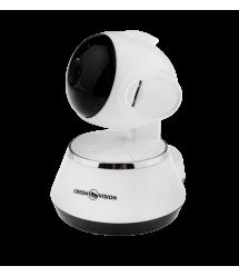 Беспроводная поворотная IP камера с микрофоном GV-087-GM-DIG10-10 PTZ 720p