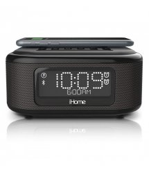 Акустична док-станція iHome IBTW23B, Qi Wireless Charging, BT, USB, Mic