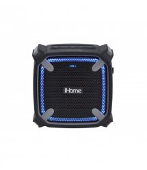 Акустична система iHome iBT371 Wireless, Waterproof, Shockproof, Accent Lighting, Mic