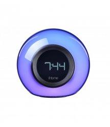 Радіогодинник iHome iPL29 FM, Wireless, Color Changing, USB, Mic