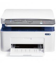 Багатофункціональний пристрій А4 ч/б Xerox WC 3025BI (Wi-Fi)