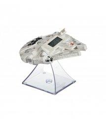 Радіогодинник eKids/iHome Disney, Star Wars, Millenium Falcon з нічником