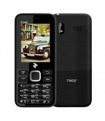 Мобильный телефон 2E E240 DualSim Black