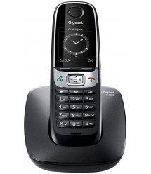 Радіотелефон DECT Gigaset C620 Black