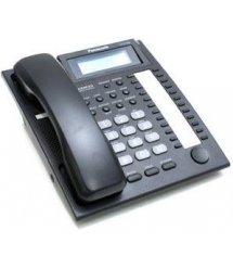 Системний телефон Panasonic KX-T7735UA-B Black (аналоговий) для АТС Panasonic KX-TE/TDA