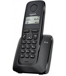Радиотелефон DECT Gigaset A116 Black