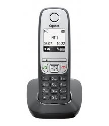Радіотелефон DECT Gigaset A415 Black