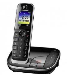 Радіотелефон DECT Panasonic KX-TGJ320UCB Black