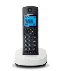 Радіотелефон DECT Panasonic KX-TGC310UC2 Black-White