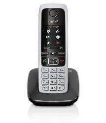 Радіотелефон DECT Gigaset C430 Black