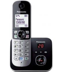 Радиотелефон DECT Panasonic KX-TG6821UAB Black