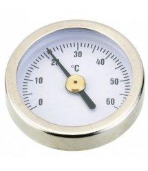 Термометр Danfoss FHD-T (0 + 60C), діаметр 35мм, бі-металевий