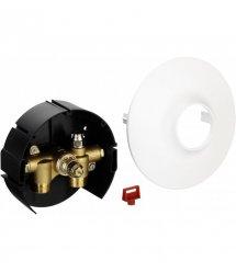 """Клапан регулюючий зворотного потоку Danfoss FHV-A, 3/4 """", різьба М23,5х1,5 (Click), білий"""