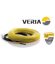 Кабель нагревательный Veria Flexicable 20, 2х жильный, 1.2кв.м, 197W, 10м, 230V
