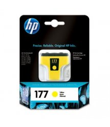 Картридж HP No.177 PS3213/3313/8253 yellow