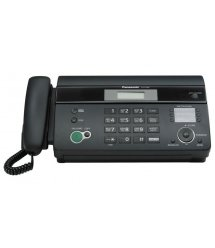 Факс Panasonic KX-FT982UA-B Black (термопапір)