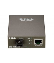 Медiаконвертер D-Link DMC-F20SC-BXD WDM (TX 1550NM) Single-MD