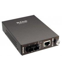 Медіаконвертер D-Link DMC-515SC 100BaseTX to SM Fiber (15км)