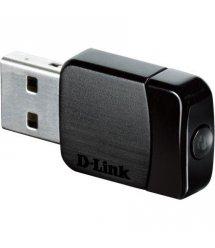 WiFi-адаптер D-Link DWA-171 AC600, MU-MIMO, USB 2.0