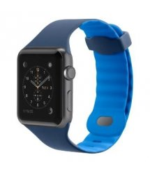 Ремінець BELKIN Sport Band for Apple Watch (38mm) Blue