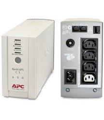Джерело безперебійного живлення APC Back-UPS CS 650VA
