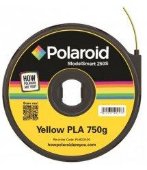 Картридж з ниткою 1.75мм / 0.75кг PLA Polaroid ModelSmart 250s, жовтий
