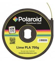Картридж з ниткою 1.75мм / 0.75кг PLA Polaroid ModelSmart 250s, лаймовий