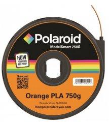 Картридж з ниткою 1.75мм / 0.75кг PLA Polaroid ModelSmart 250s, помаранчевий