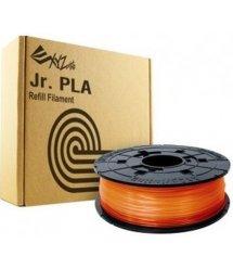Катушка с нитью 1.75мм/0.6кг PLA(NFC) XYZprinting Filament для Junior, miniMaker, Nano, прозр.оран
