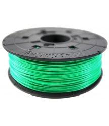 Катушка с нитью 1.75мм/0.6кг PLA XYZprinting Filament для da Vinci, прозрачный зеленый